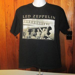 Led Zeppelin Band T-Shirt 2008 size L